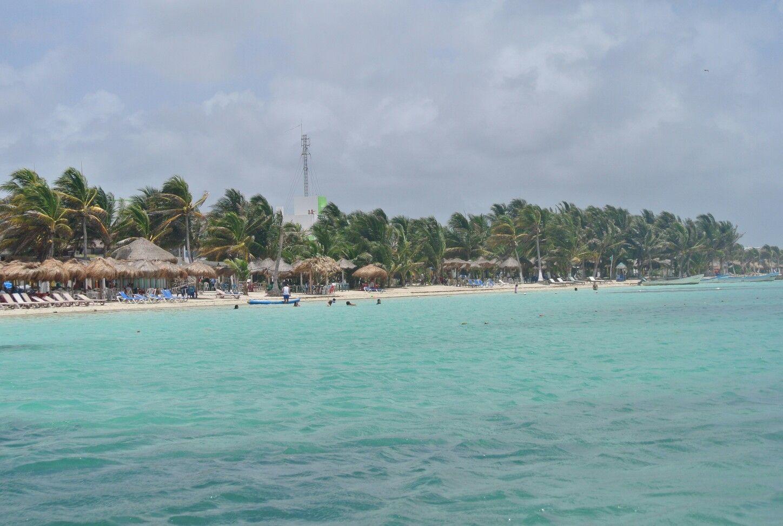 Mi playa favorita del Caribe