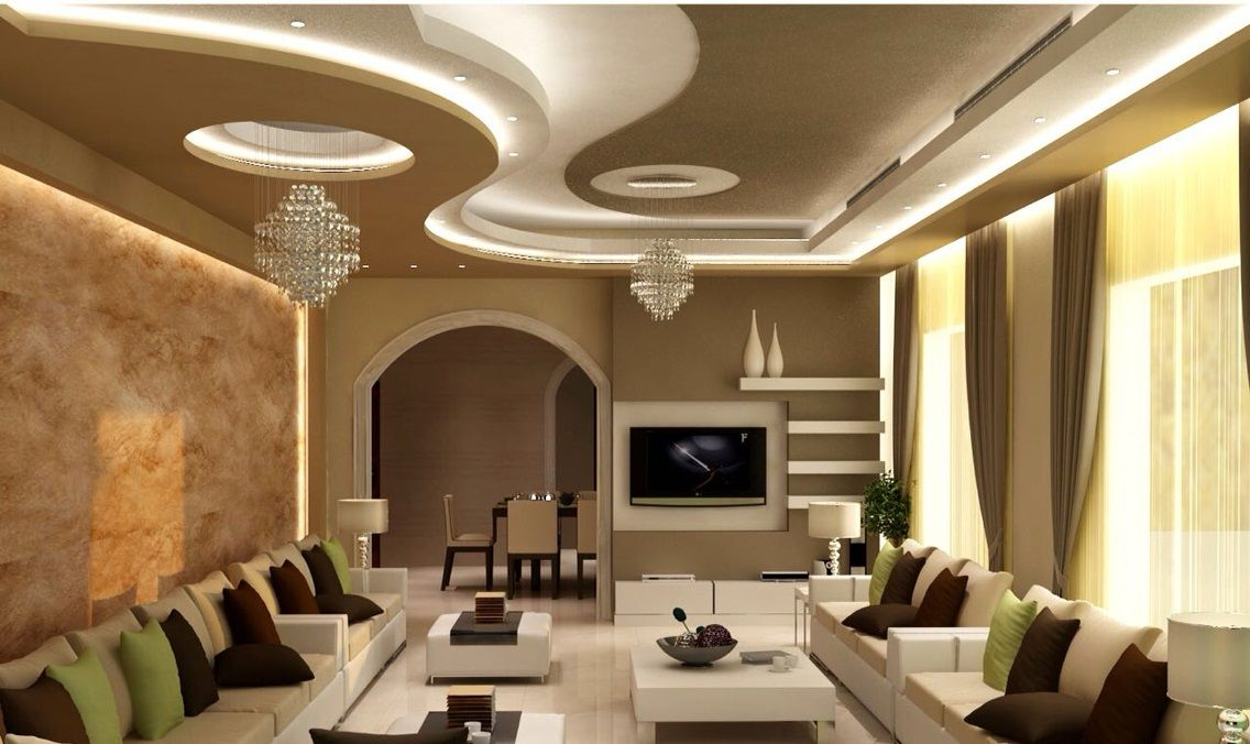 Gypsum Board False Ceiling Design Ideas For Living Rooms In Today S Article You Will False Ceiling Design Ceiling Design Living Room False Ceiling Living Room