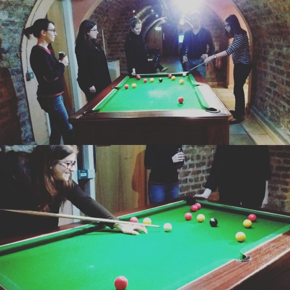 We Have A Games Area Specially For You Come Play With Us Isaacshosteldublin Isaacspeople Pooltable Isaacshostel Enj Visit Dublin Gamesroom Pool Table
