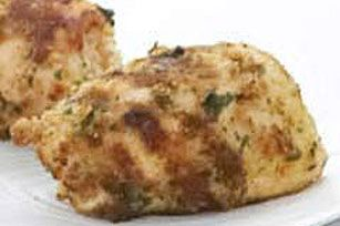 "Grilled ""Fried"" Chicken recipe"