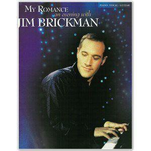 Jim Brickman Song Books Piano Books Sheet Music My Romance Song Book Romance