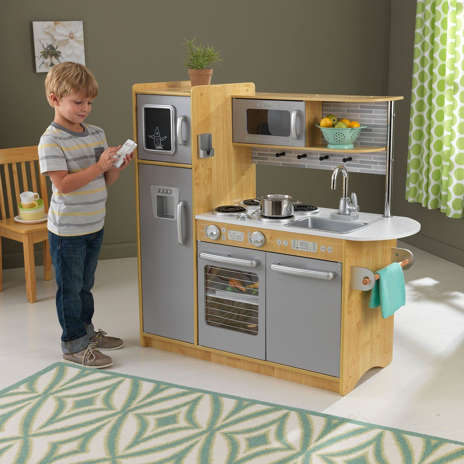 Best Play Kitchens for Kids Uptown kitchen, Kitchen sets