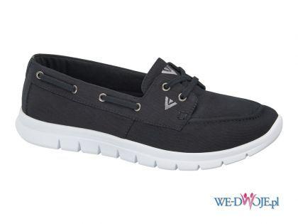 Czarne Mokasyny Deichmann Shoes Spring Summer Spring Shoes Sperry Boat Shoe