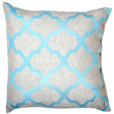 Living Space Arabesque Cushion Filled Cushions Home Decor
