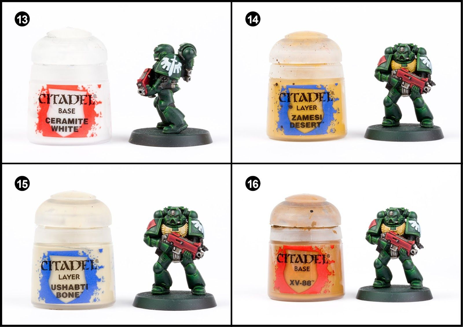 in today s post i share with your a complete photo tutorial guide to rh pinterest com Dark Angels Librarian Dark Angels Codex