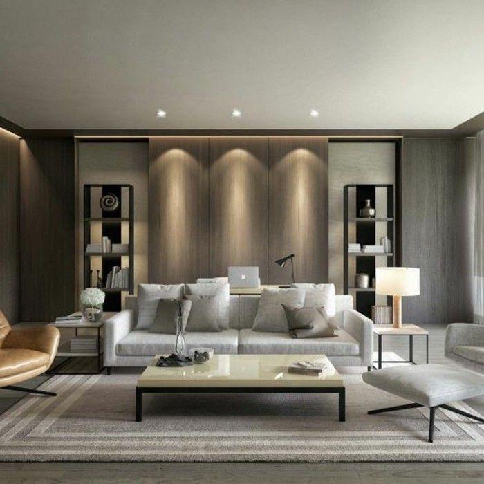 Pin by Joly 🌹 on Deco Pinterest - moderne wohnzimmer wandgestaltung