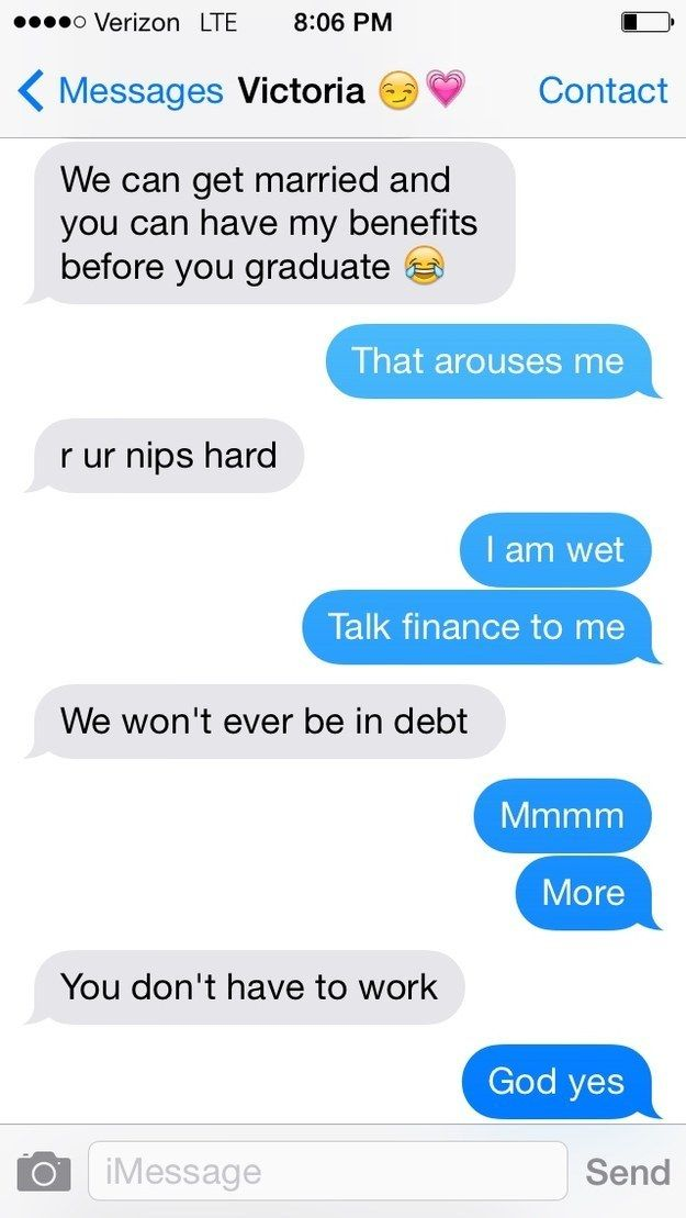 17 Couples Whose Sexting Game Is On Point