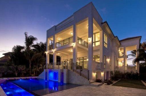 Lebron James Miami Florida Mansion Miami Houses