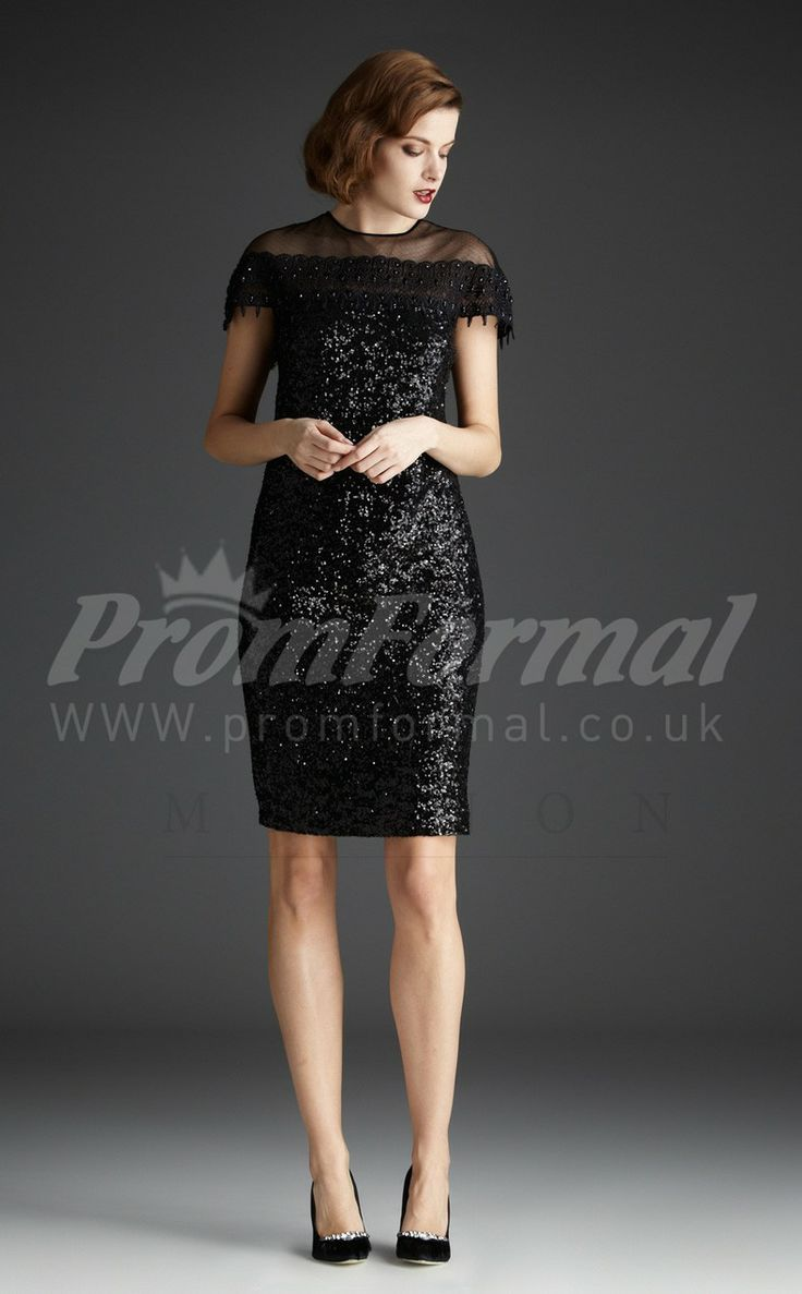 http://www.4prom.co.uk/black-sequined-sheath-off-the-shoulder-short-mini-with-sleeves-cocktail-dresses-prjt04-0474.html