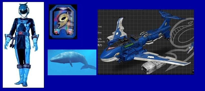 RPM Cobalt Ranger by Greencosmos80 on DeviantArt | Power ...