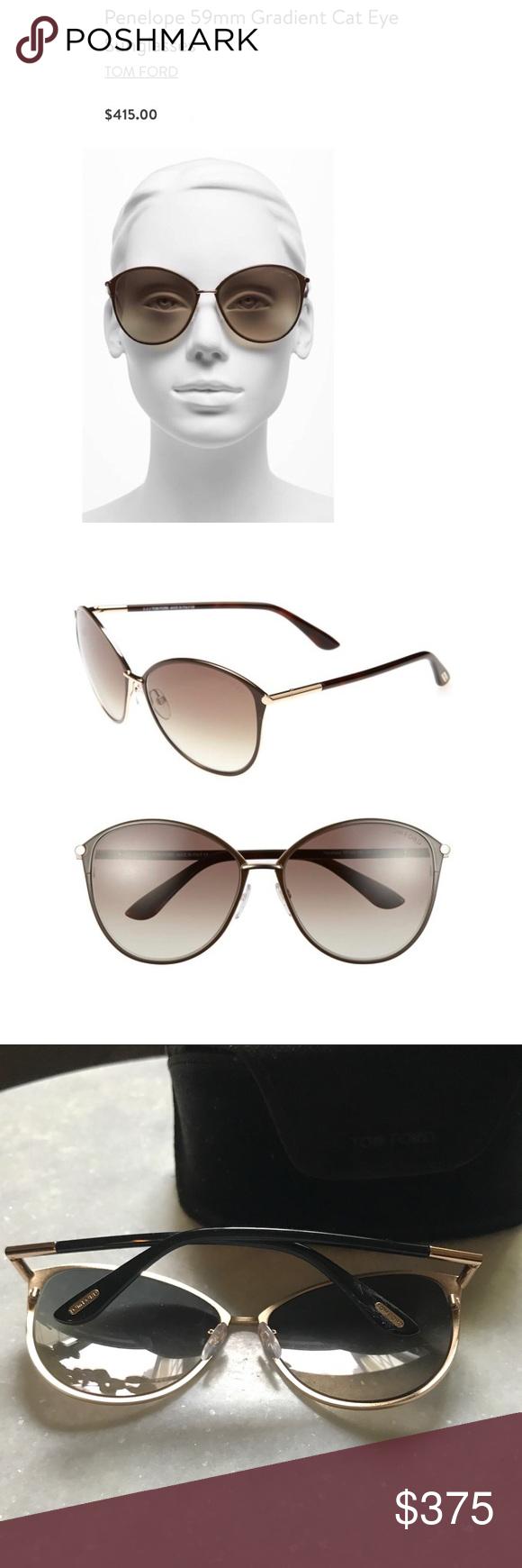 1e78861b77a Tom Ford Penelope Sunglasses Tom Ford Penelope sunglasses. NWOT ...