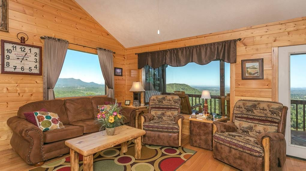 Cabins in Pigeon and Gatlinburg Tennessee Mountain