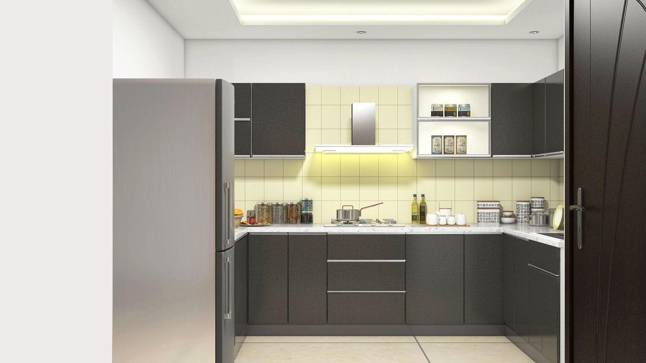 Home Interior Design Offers 2bhk Interior Designing Packages Modern Kitchen Design Home Interior Design House Interior