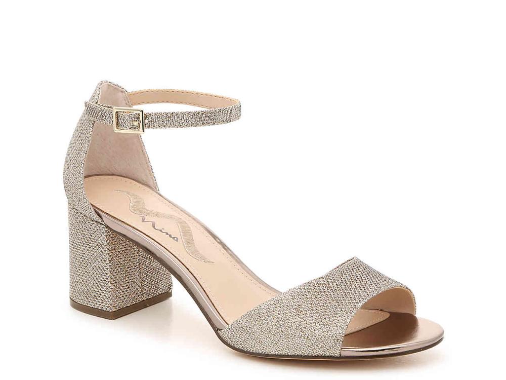 Nina Enrica Sandal   Block heels sandal