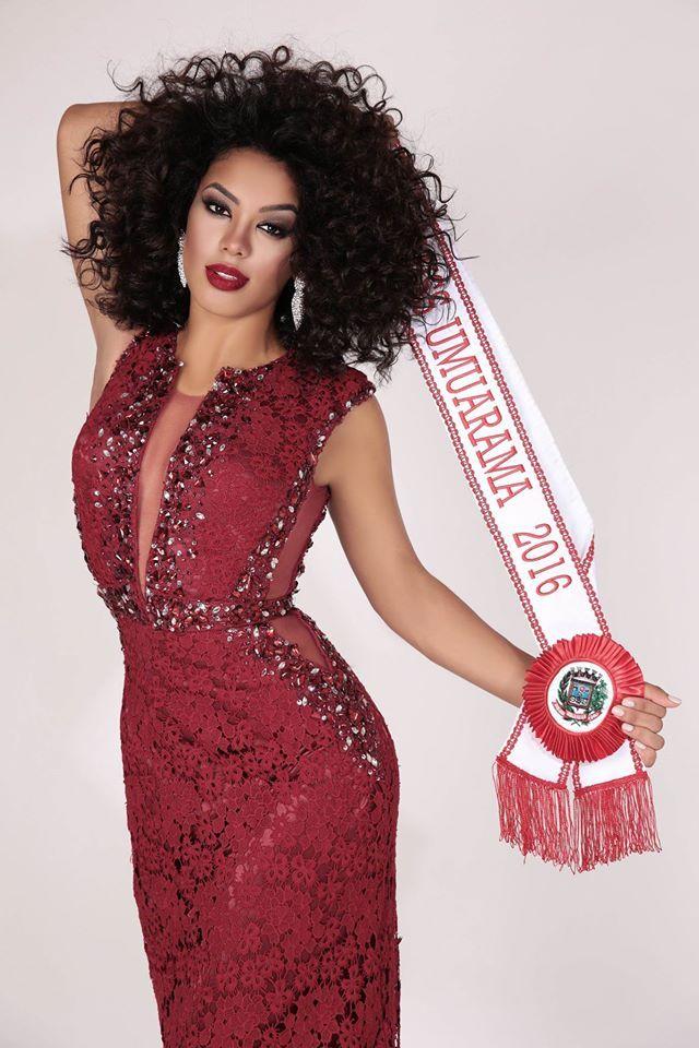 Raíssa Santana miss Paraná 2016 também é negra | Além da Mídia