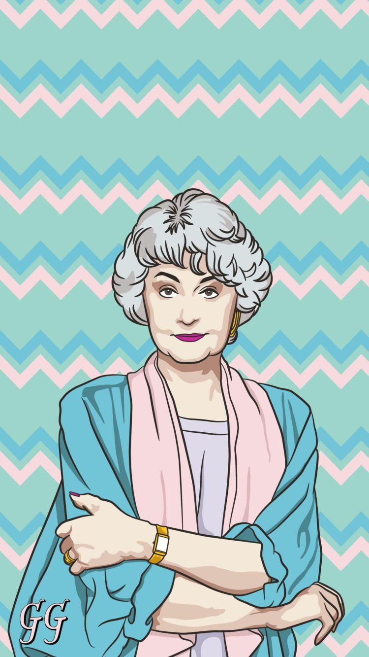 8928c748 14 Golden Girls Phone Wallpapers to Thank You for Being a Friend ...