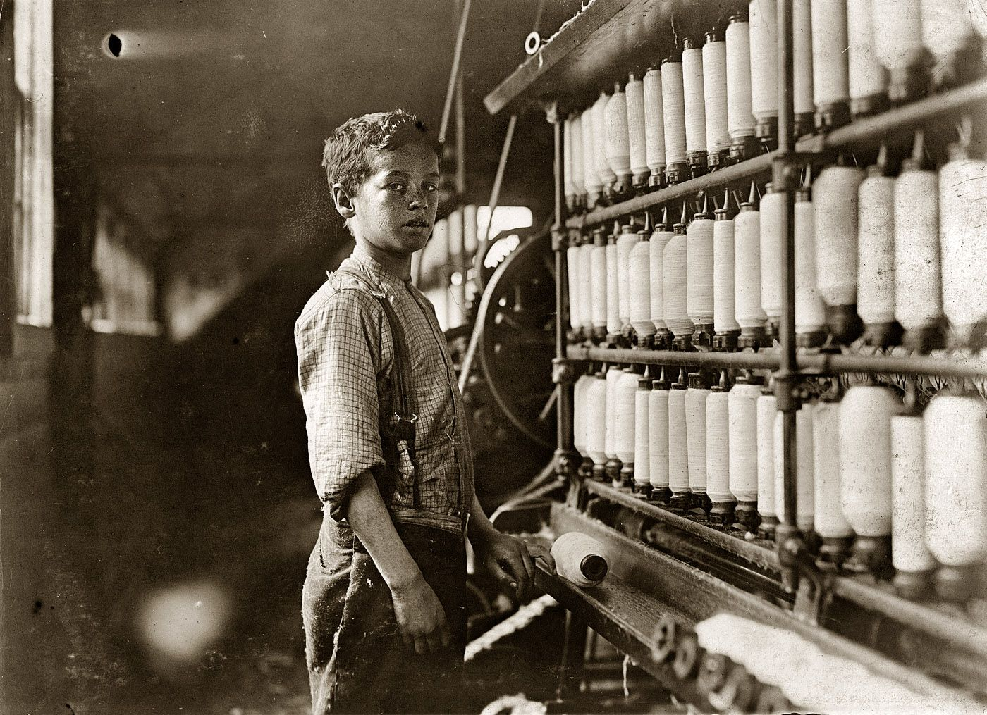 Fábrica Molino 1909.