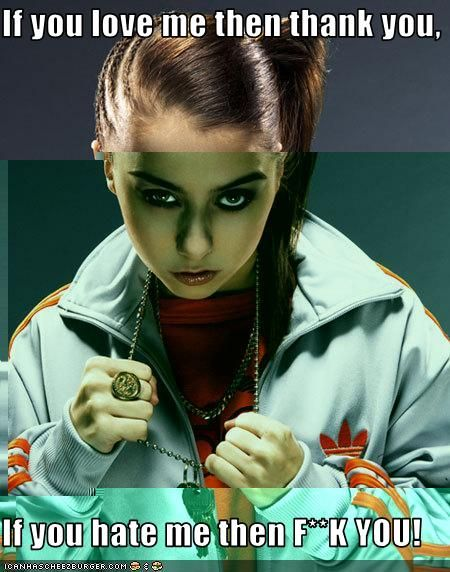 Lady Sovereign Bisexual