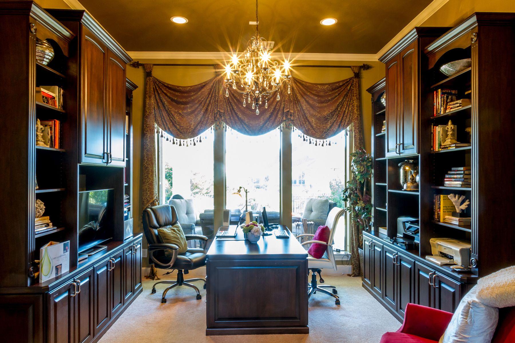 Beautiful 26 Home Office Designs Desks Amp Shelving By Closet Factory