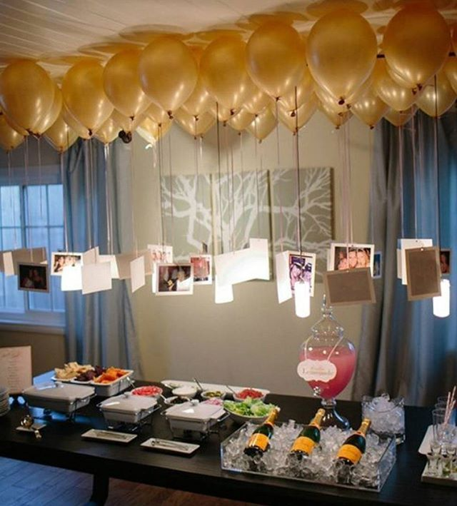 Anniversary Dinner Party Ideas Part - 25: What A Beautiful Idea For My Grandparents Anniversary/birthday. Display All  The Life Lived