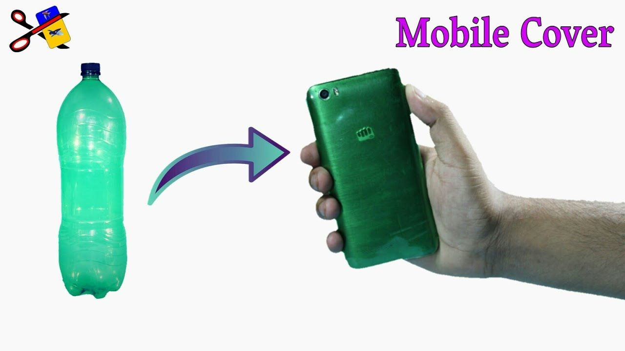How To Make Mobile Cover At Home Best Out Of Waste DIY