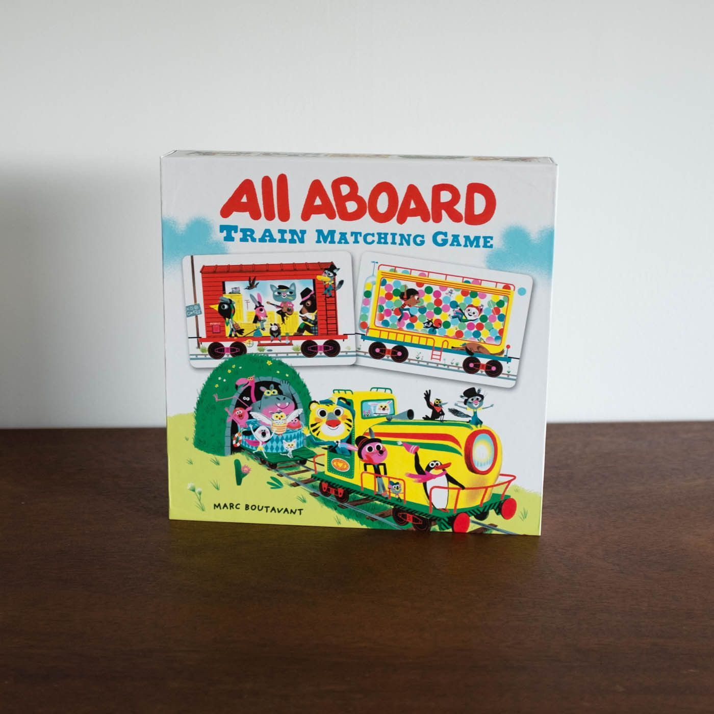 All Aboard Games