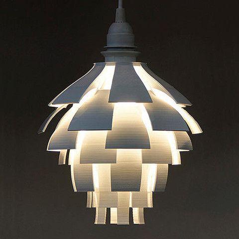 Lampe Artichaut Artichoke Lamp Diy Lamp Shade Lamp