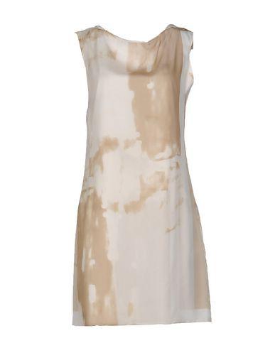 JIL SANDER Short Dress. #jilsander #cloth #dress #top #skirt #pant #coat #jacket #jecket #beachwear #