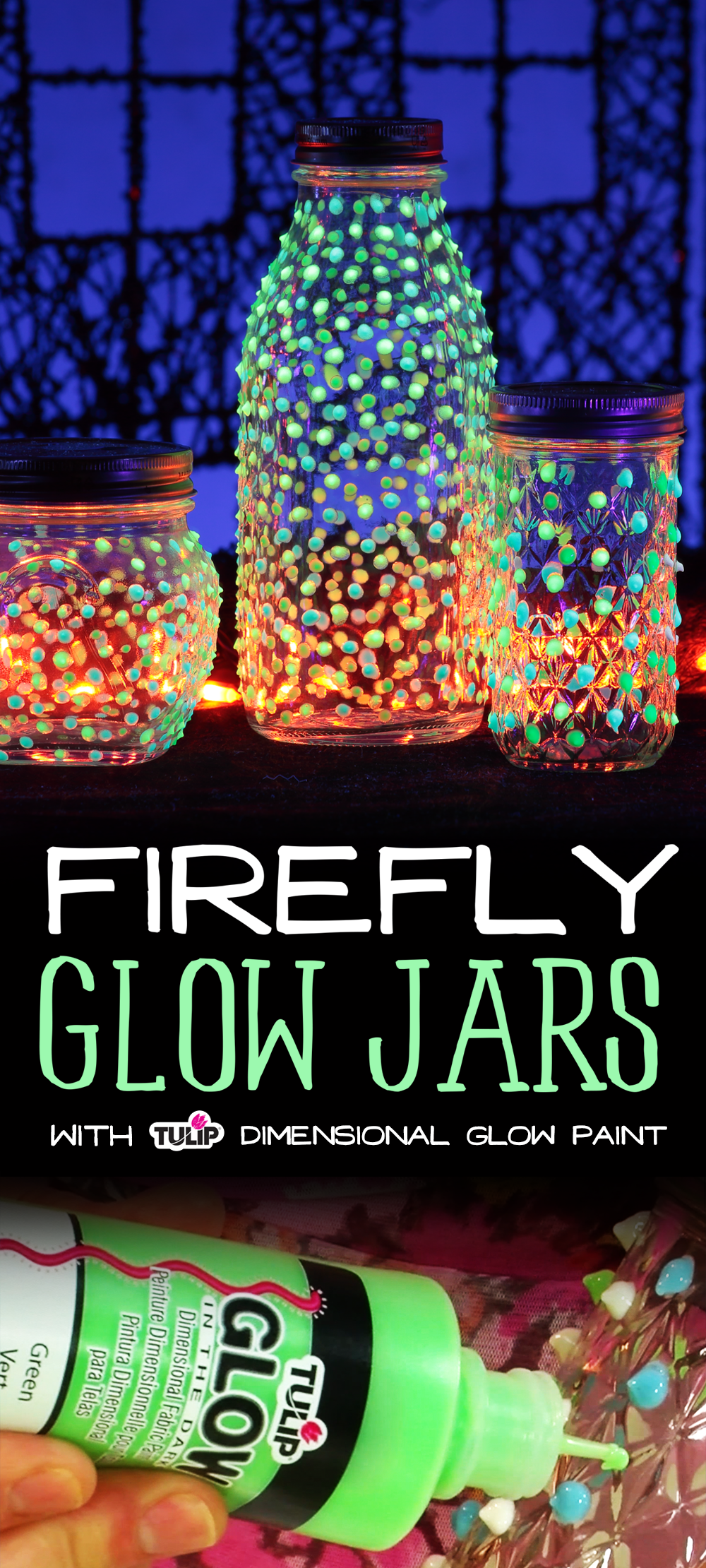 These Magical Light Jars Are So Easy To Make You