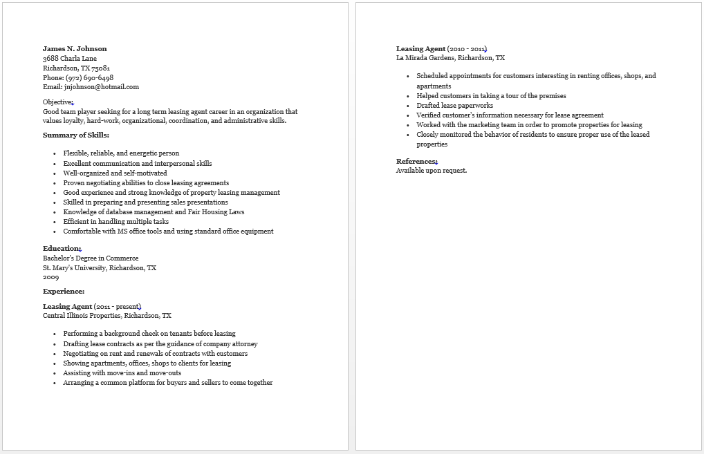 Best Resume Sample Images On   Sample Resume Resume