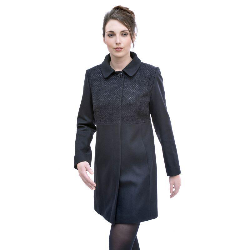 Manteau Femme Noir | Df Bleu Unité 6 Les Vêtements | Pinterest