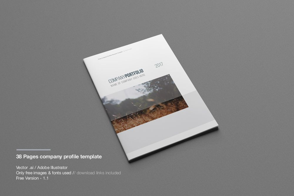 Company Profile Template Company Profile Template