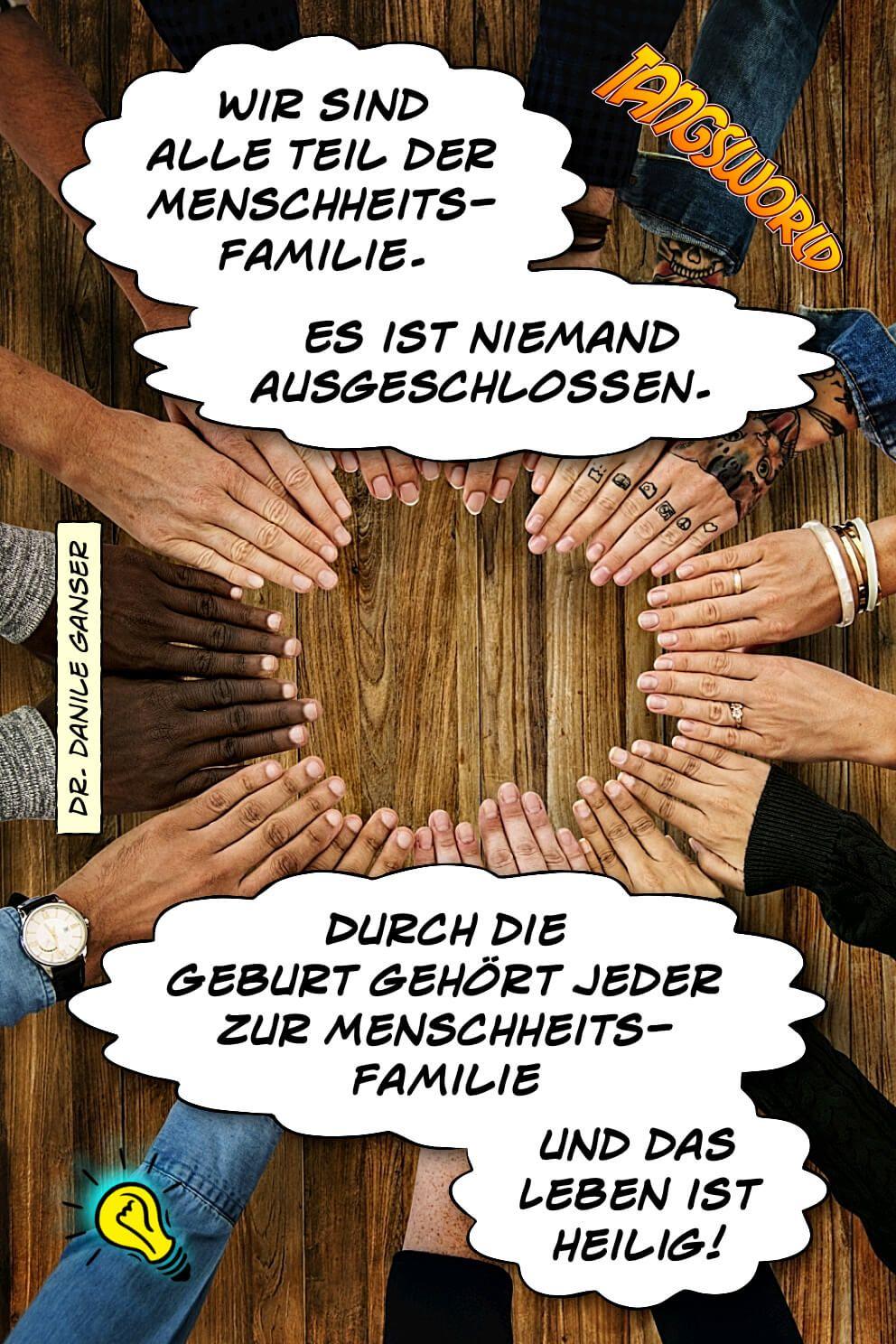 Menschheitsfamilie