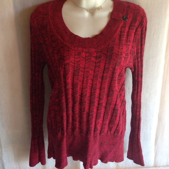 Pretty red sweater | Red sweaters and Customer support