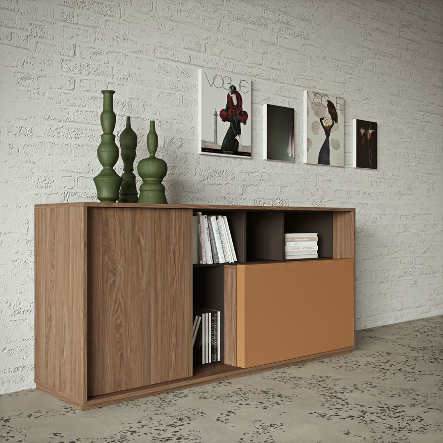 SESSANTA Executive Office Low Cabinets By Prof Office