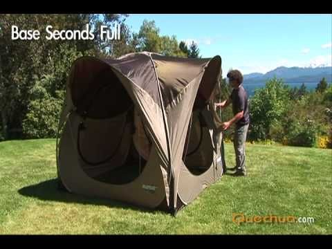quechua base seconds full installation camping. Black Bedroom Furniture Sets. Home Design Ideas