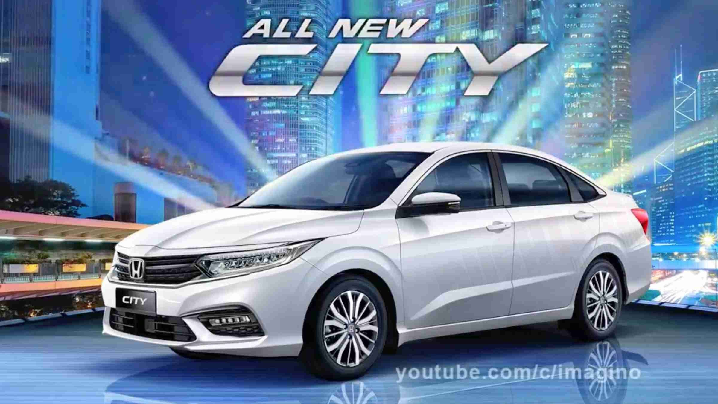 Honda New City 2020 Price And Release Date Di 2020