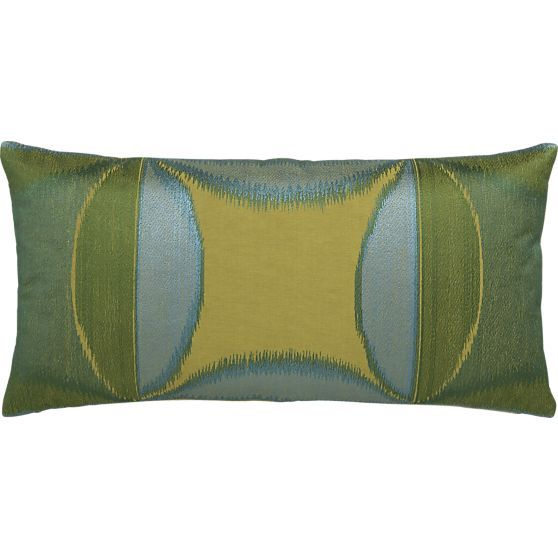 Ayda 40x40 Pillow In Decorative Pillows Crate And Barrel Impressive Crate And Barrel Decorative Pillows