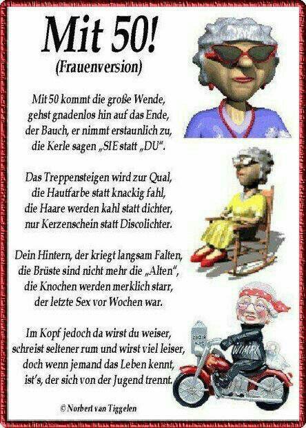 50 Geburtstag Lustig Bild Von Esther Auf Geburzeltag Geburtstag
