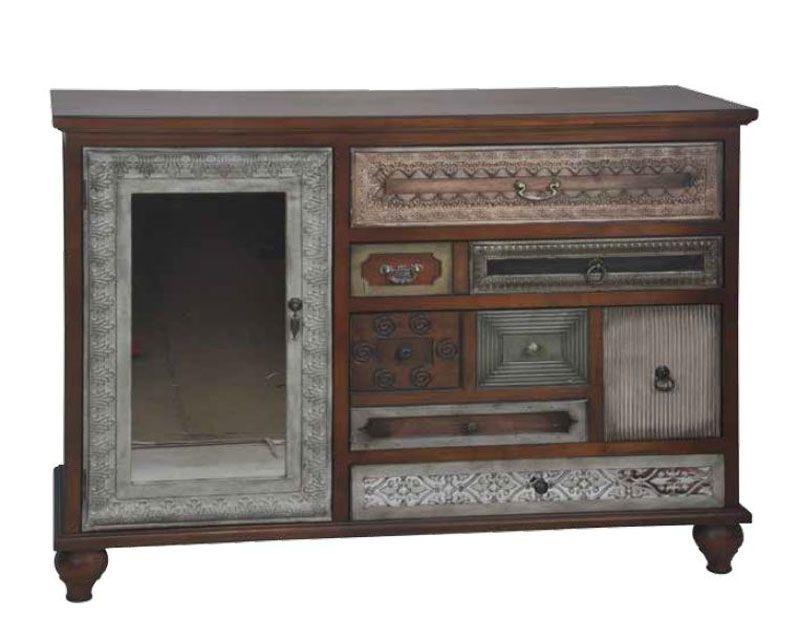 Comodas vintage consolas vintage xinfonier vintage muebles vintage muebles pinterest - Muebles vintage modernos ...
