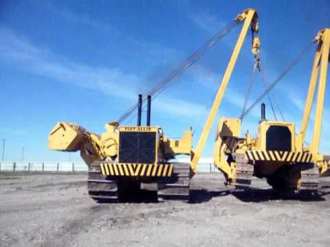 WORLDS BIGGEST SIDEBOOM CARRYING A CAT 594 Construction - dragline operator sample resume