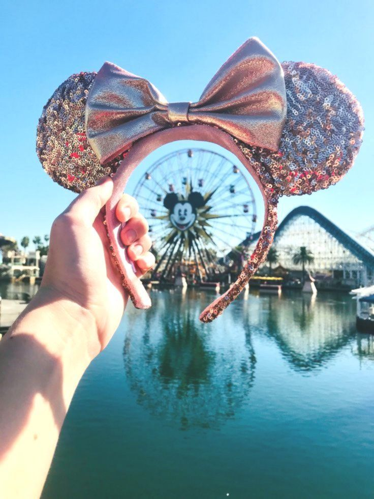 Photo of Disneyland Fotos 2019 – #disneyland #rosegold #minniemouse #DisneylandPicturesf …