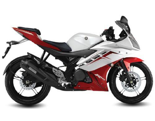 Yamaha R15 V2 Red Yamaha R15 V2 Raring Red Yamaha R15 Red