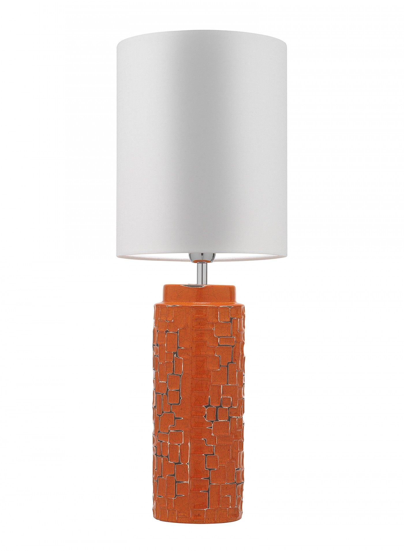 Woodstock tangerine table lamp glaze ranges and lights woodstock tangerine table lamp mozeypictures Gallery