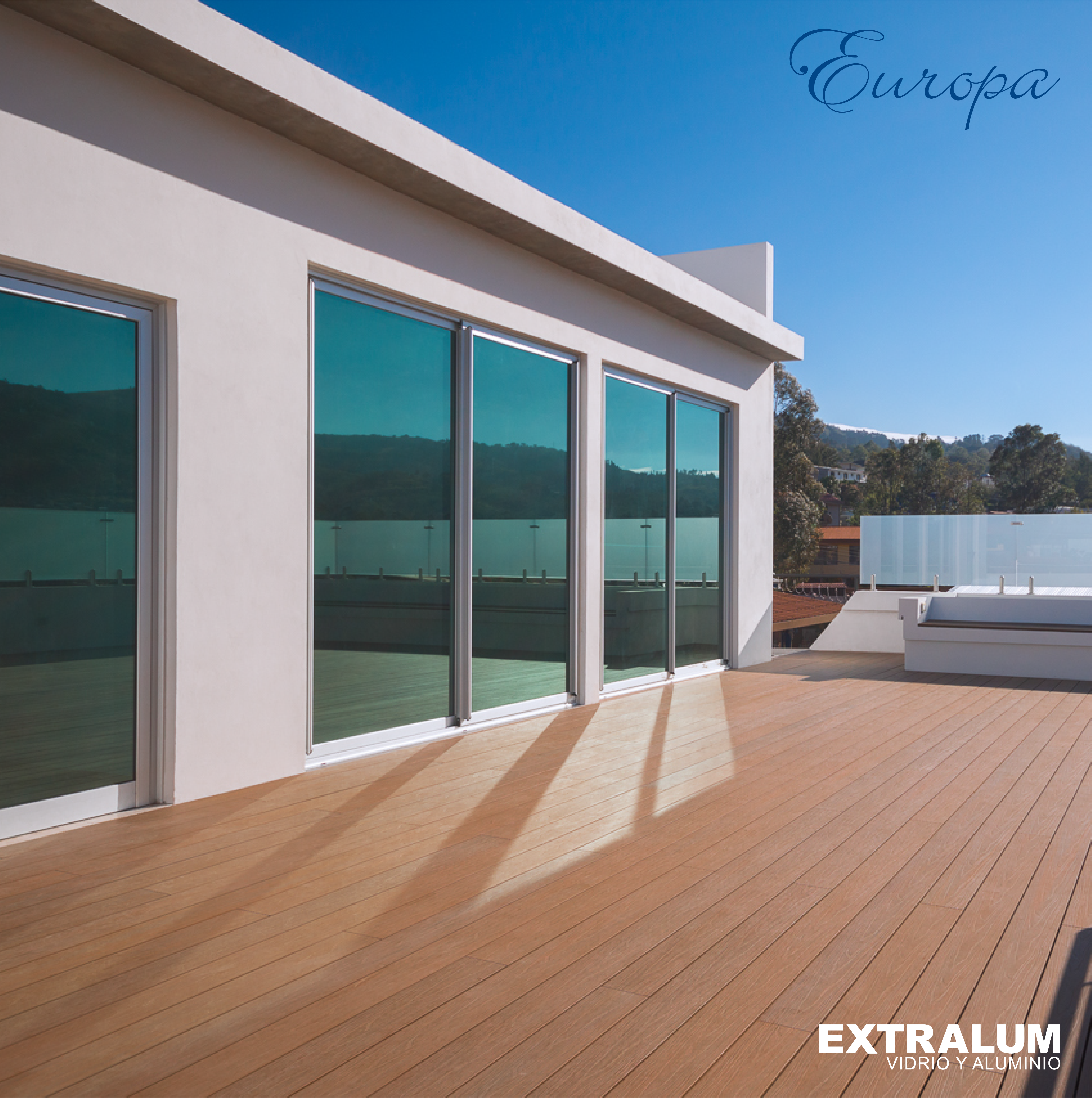 Cada Detalle Hace La Diferencia Productosextralum Europa Puerta Aluminio Outdoor Decor Decor Home