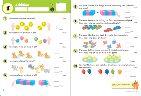 Kumon Publishing Kumon Publishing Grade 1 Word Problems Reading Worksheets Kindergarten Worksheets Printable Kindergarten Literacy Worksheets