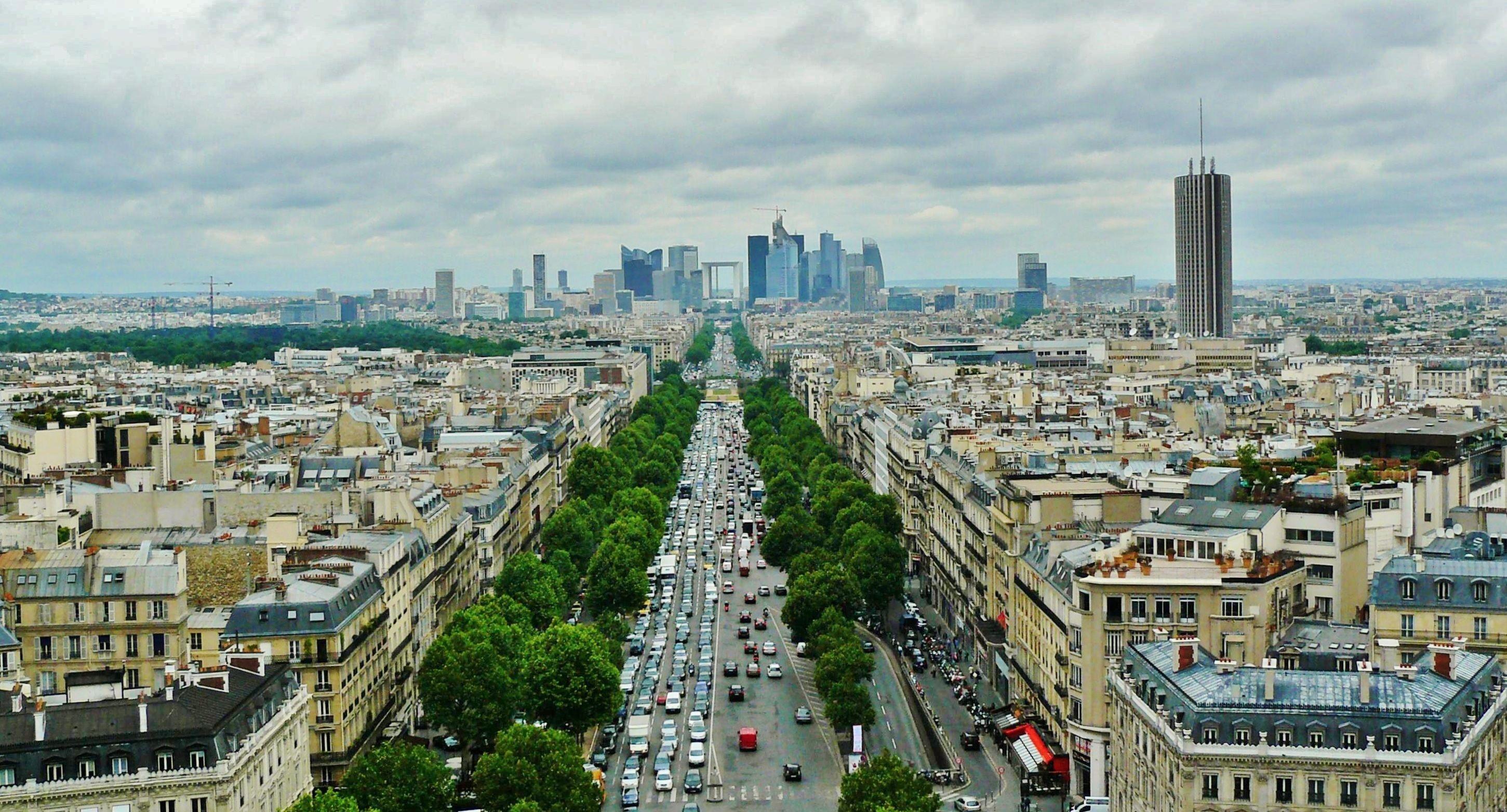 How To Recognize A Haussmann Style Building Paris City Paris City View