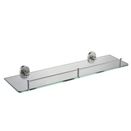 Pin By Angle Simple On Glass Bathroom Shelf Bathroom Rack Glass
