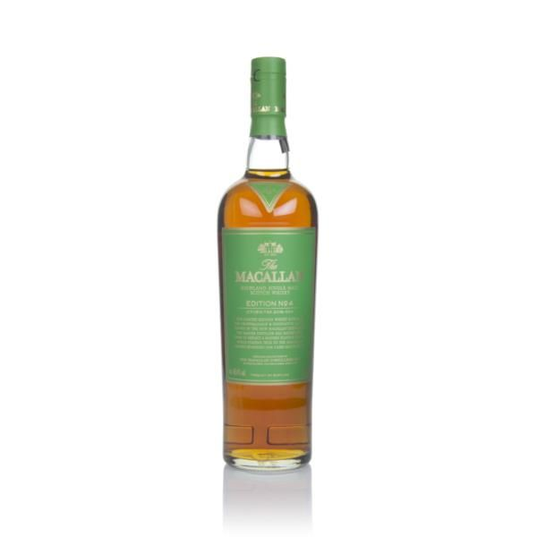 The Macallan Edition No 4 Malt Whisky Whisky Single Malt Whisky