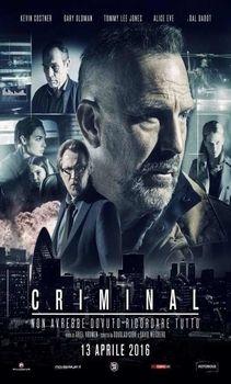 فيلم Criminal 2016 مترجم اون لاين جودة Hd ايجى شير Criminal